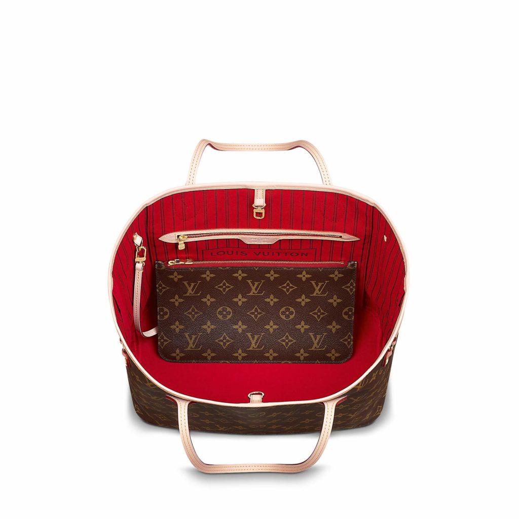 The Neverfull handbag