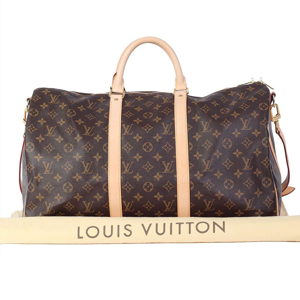 louis vuitton monogram keepall bandoulier 50 luxity. Black Bedroom Furniture Sets. Home Design Ideas