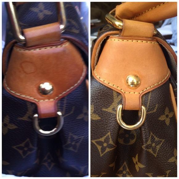 How To Refurbish A Louis Vuitton Bag Lollipuff