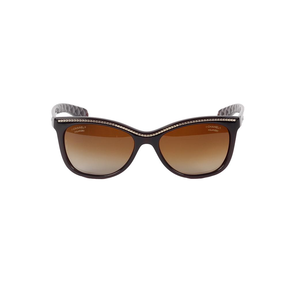 Cat Eye Sunglasses Black Valentino