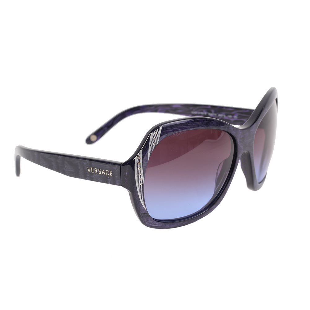 20b89259595 Purple Versace Sunglasses