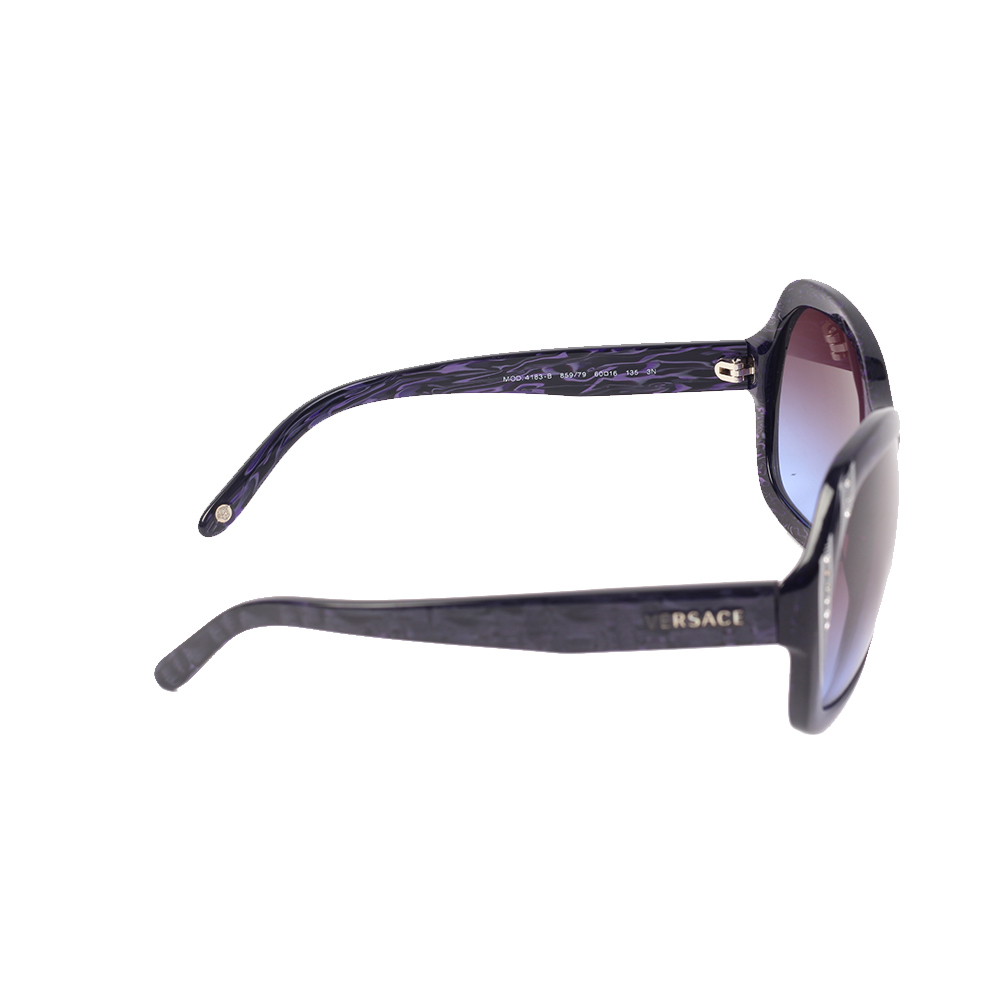 Versace Sunglasses Purple  versace purple black marble s sunglasses limited edition
