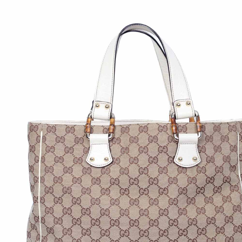 b90c8a3a1a4580 GUCCI Monogram Tote - Limited Edition | Luxity