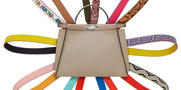 """Strap You"" By Fendi – Spring/Summer 2017 Runway Bag Collection"