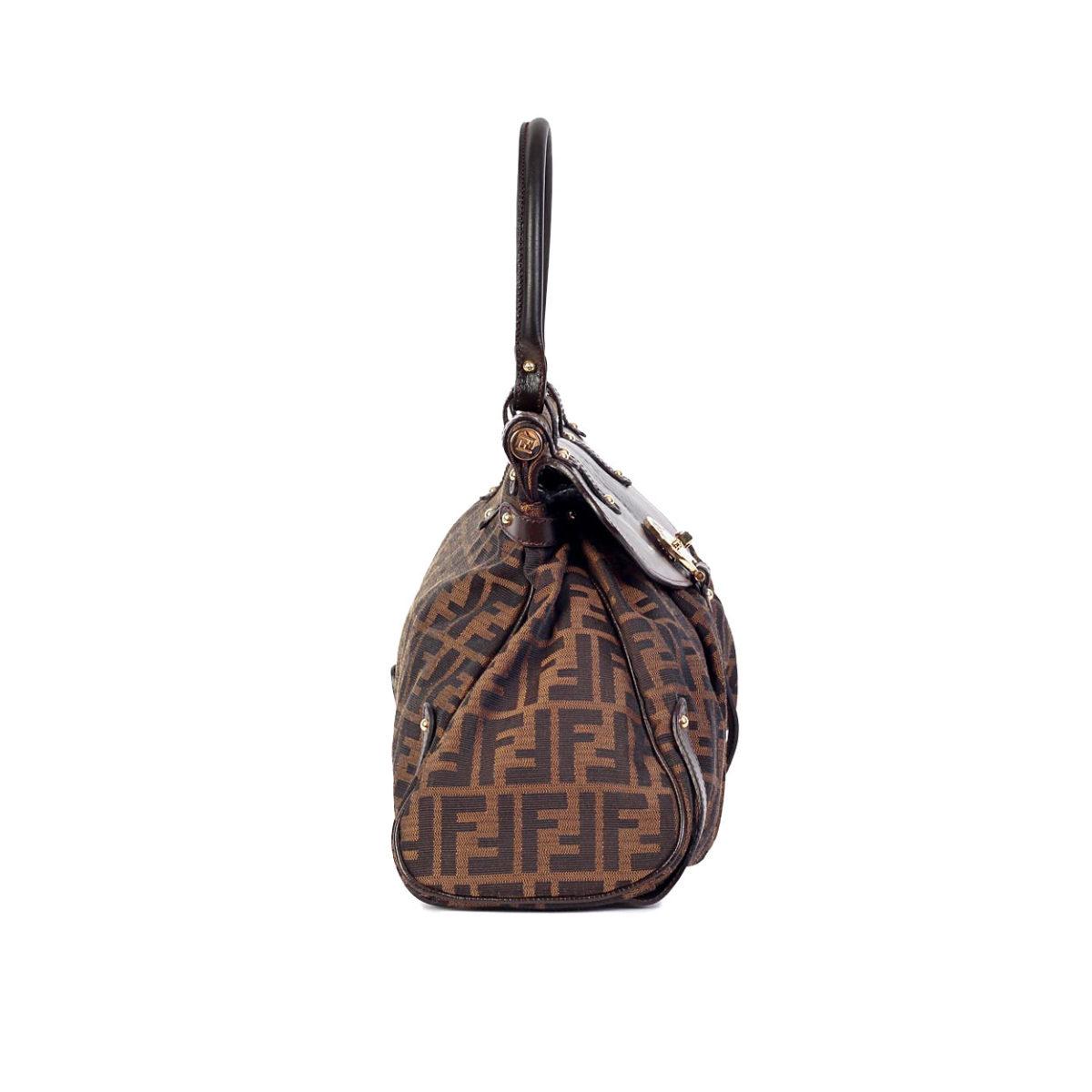 829f9ae2867f ... where can i buy fendi zucca magic bag tobacco medium 430e7 eca7f