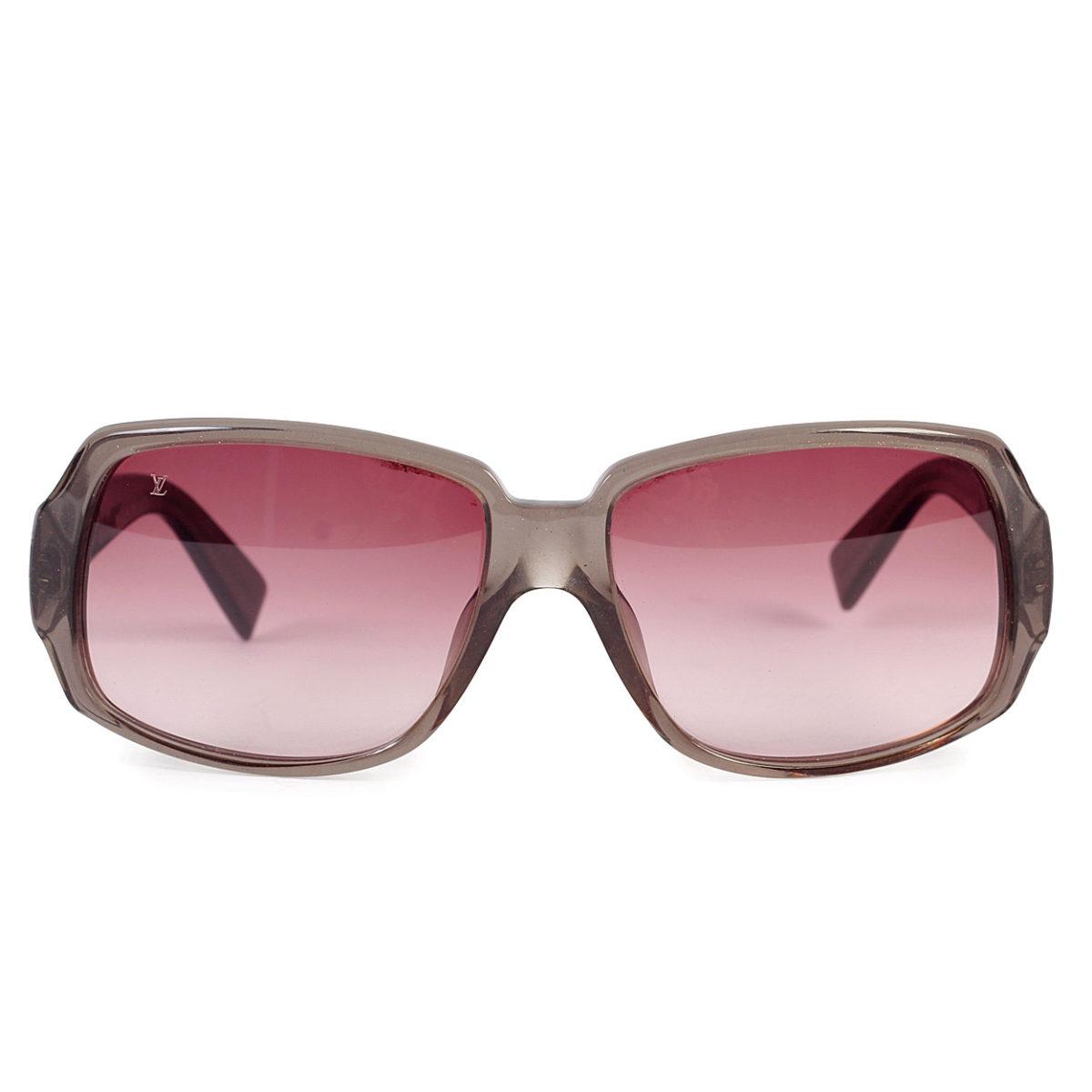 0e31de95e365c LOUIS VUITTON Obsession GM Sunglasses - NEW