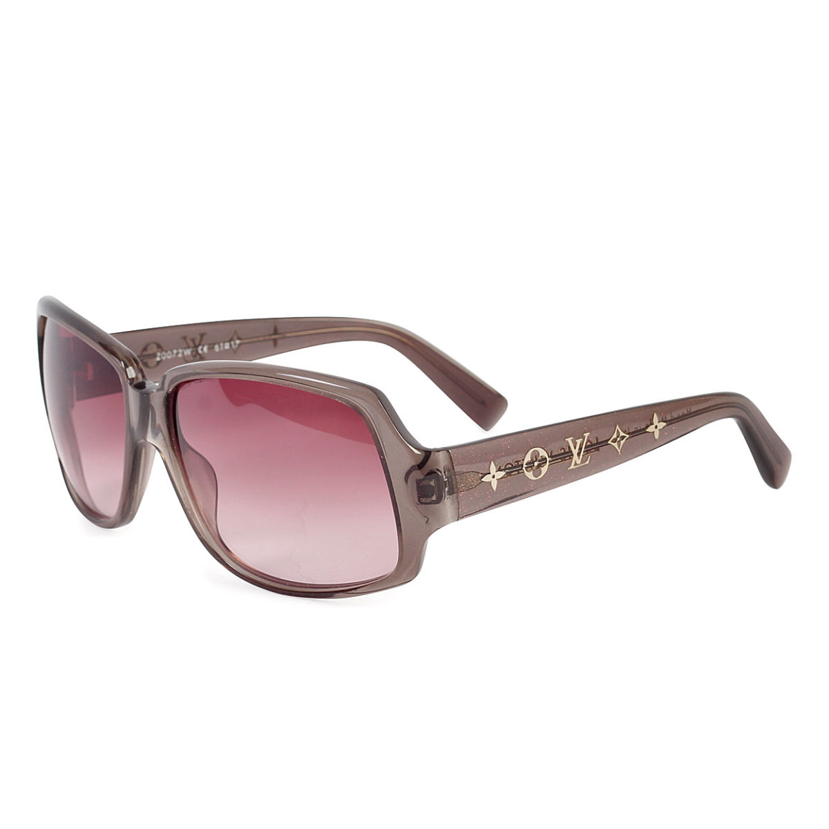 b88a5379a36 LOUIS VUITTON Obsession GM Sunglasses - NEW | Luxity