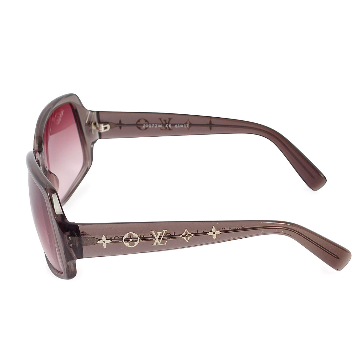 747c91dd133 LOUIS VUITTON Obsession GM Sunglasses - NEW