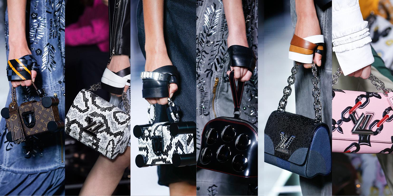 Louis Vuitton Spring Summer 2017 Handbags