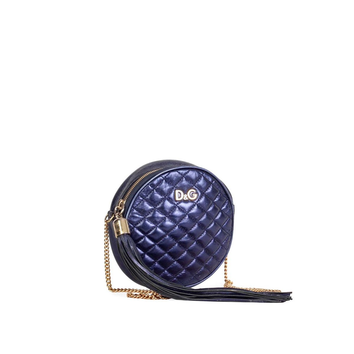D G Lily Glam Round Quilted Cross-Body bag  334c529c2f6e8