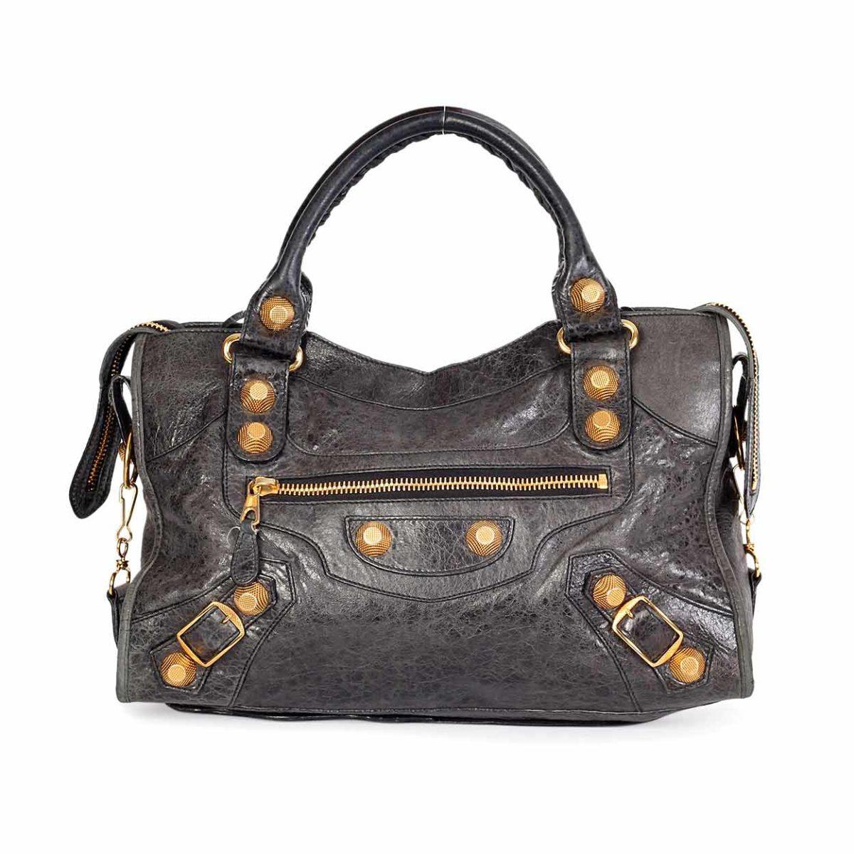 ccb6b22cab BALENCIAGA Giant City Bag   Luxity