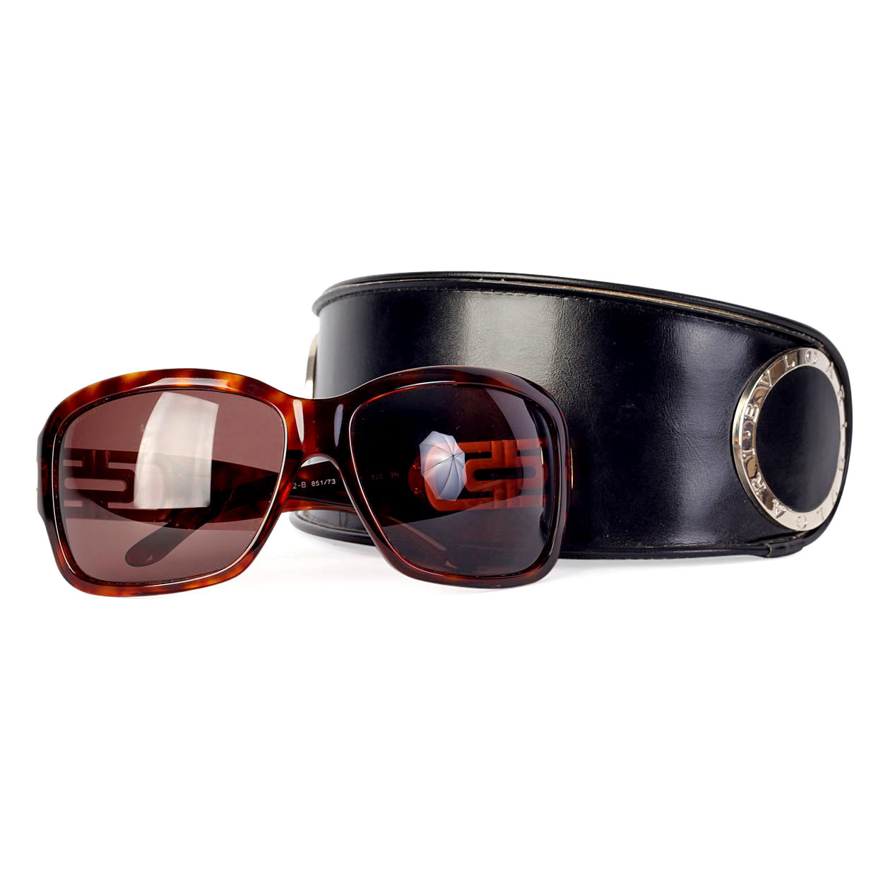 83197656a97 Bvlgari Sunglasses With Swarovski Crystals - Bitterroot Public Library