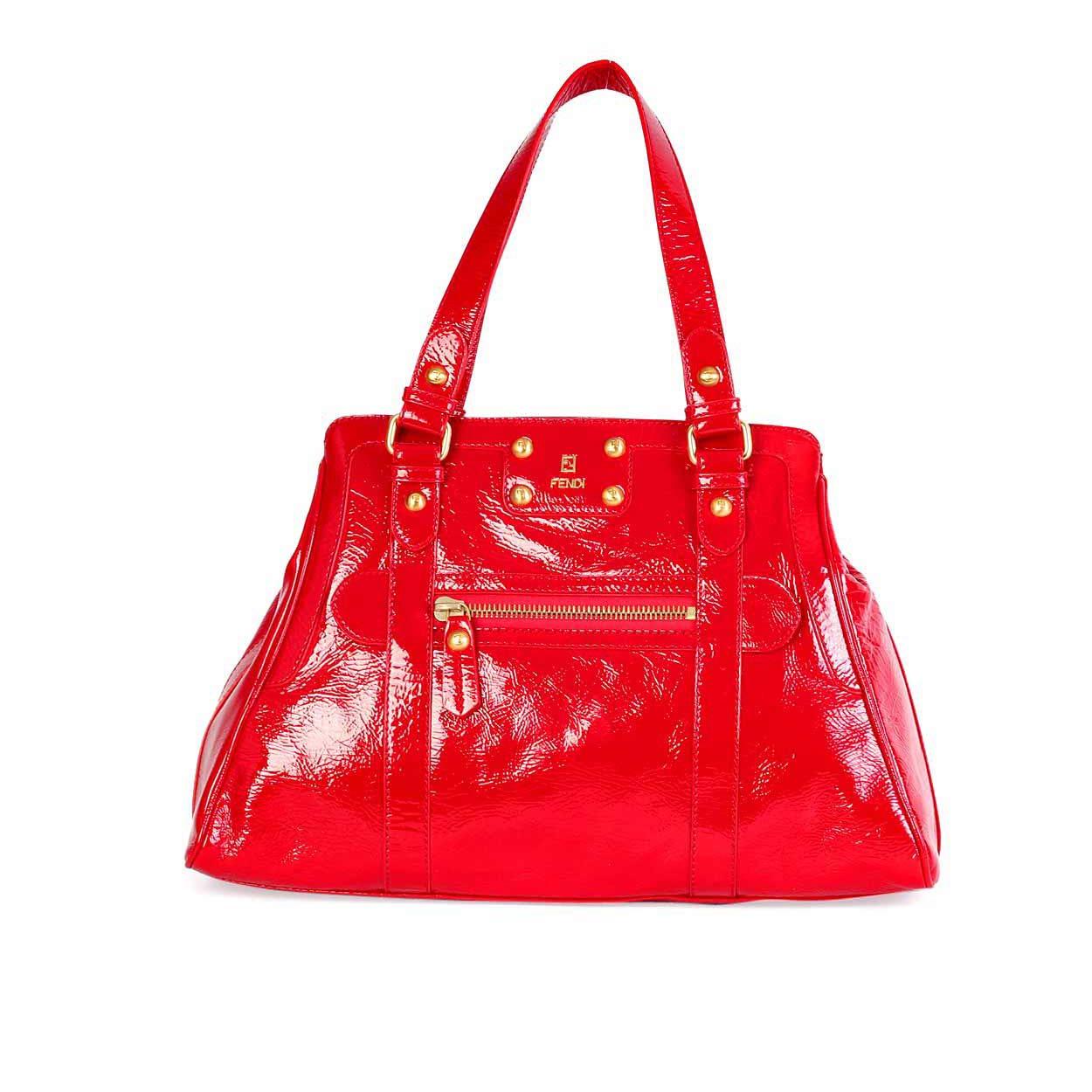 c66968d1f19c ... get fendi patent bag du jour red new luxity 0f128 b9f35 ...