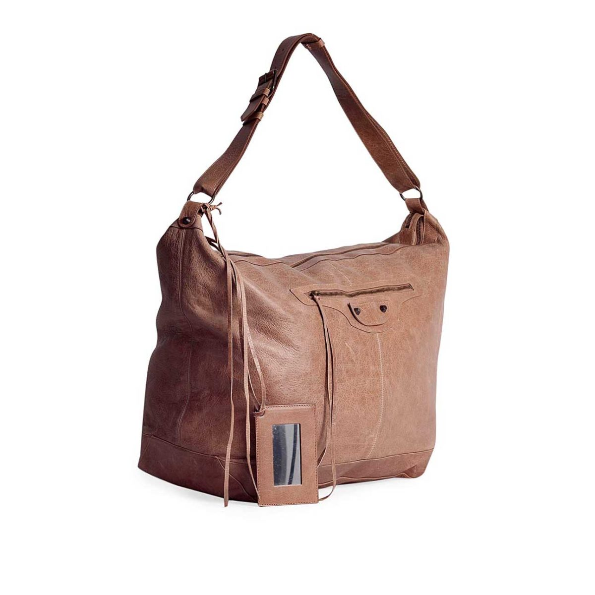 BALENCIAGA Classic Day Bag brown