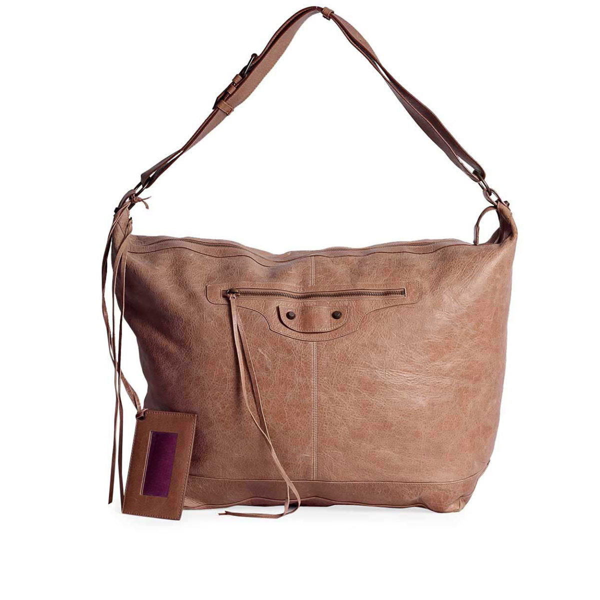 315515288b27 BALENCIAGA Classic Day Bag brown