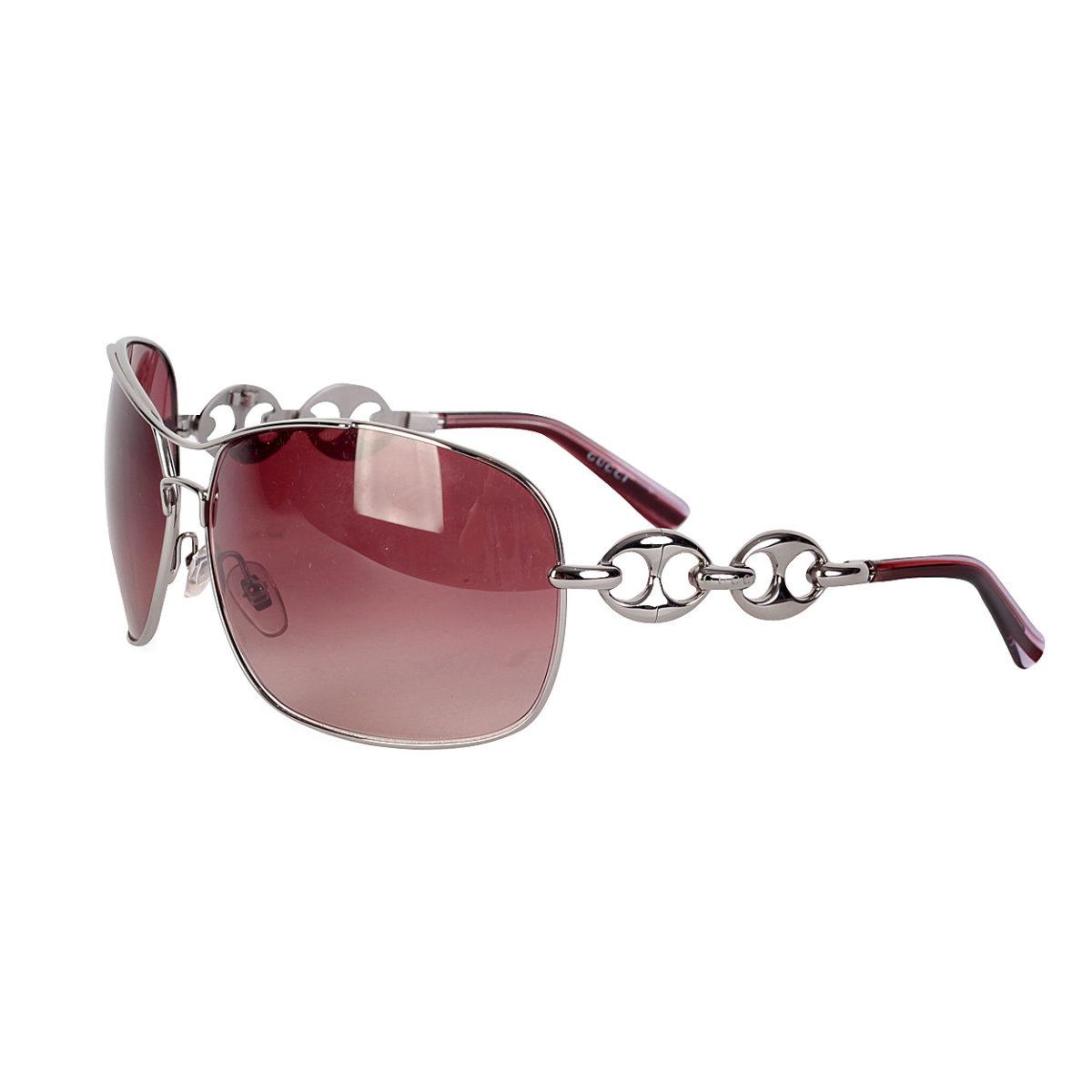 f864b18f66d GUCCI Chain Gradient Lenses Sunglasses – NEW