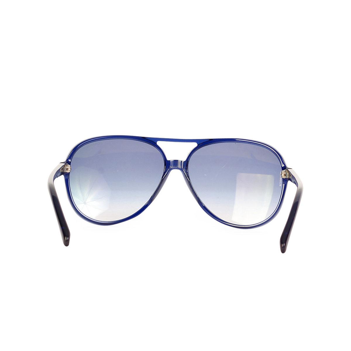 c2c89d8272 Chanel 4189tq Cc Logo Aviator Sunglasses C