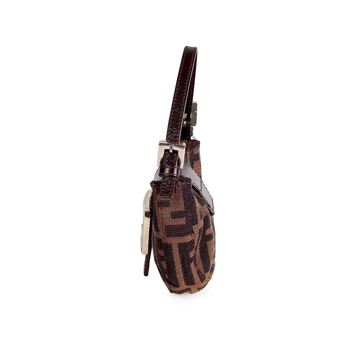 23e7fd144e czech fendi zucca messenger bag 7va195 black e7def 19f80; promo code for  fendi zucca mini croissant bag 0cc43 edac8
