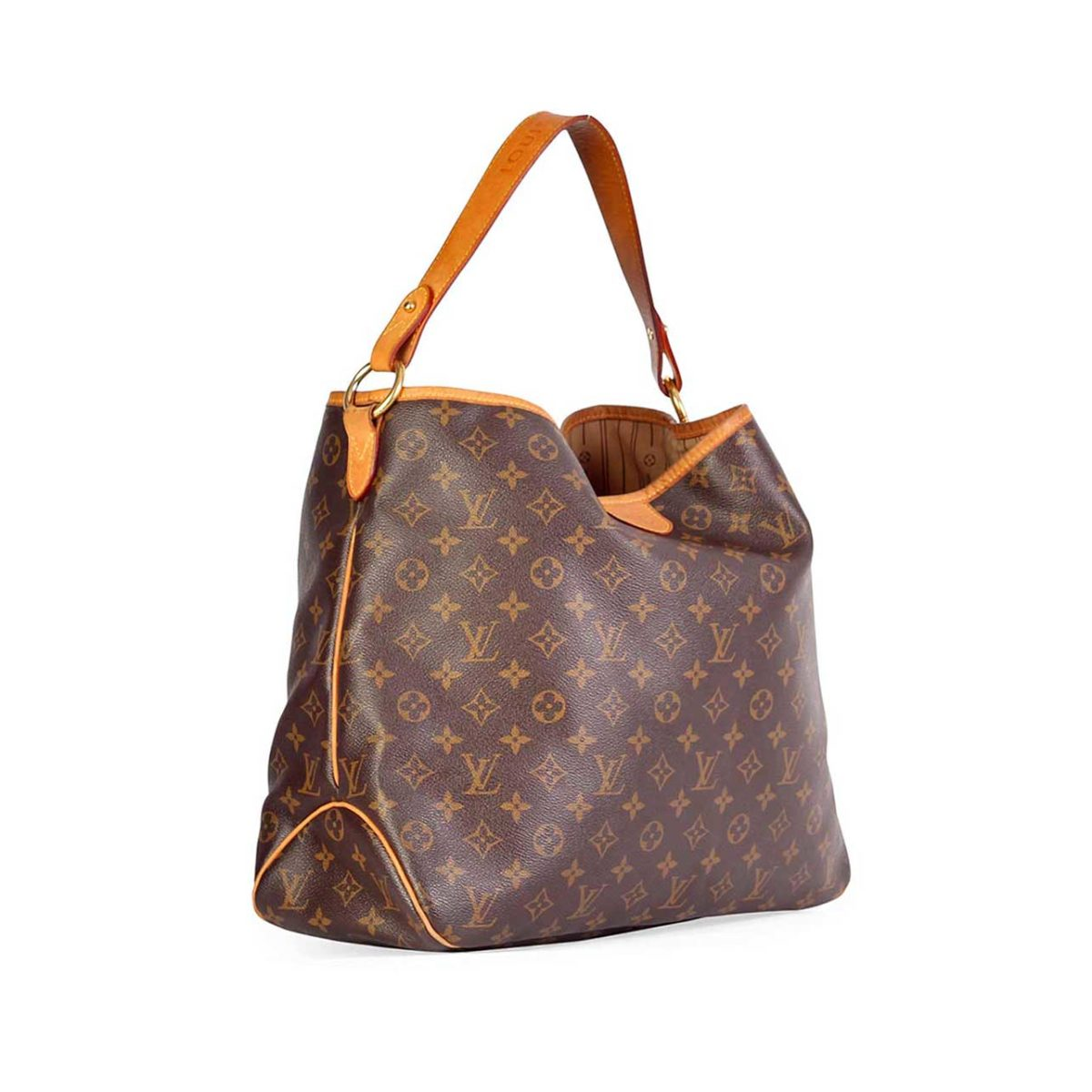 LOUIS VUITTON Monogram Delightful MM  f288cdd77