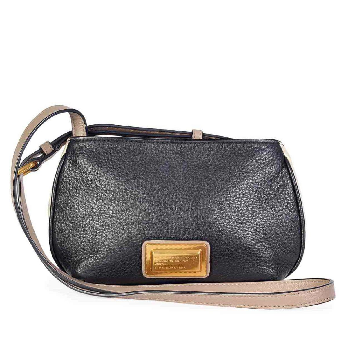 3d3c5f6e73e9 MARC BY MARC JACOBS Classic Q Percy Block Mini Crossbody Bag