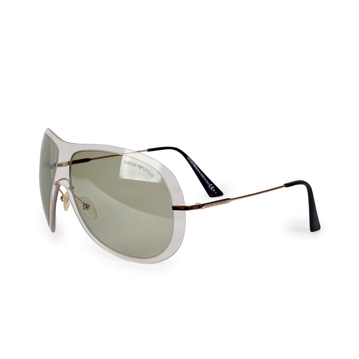 f88b0521a581 EMPORIO ARMANI Aviator Sunglasses 9720 | Luxity