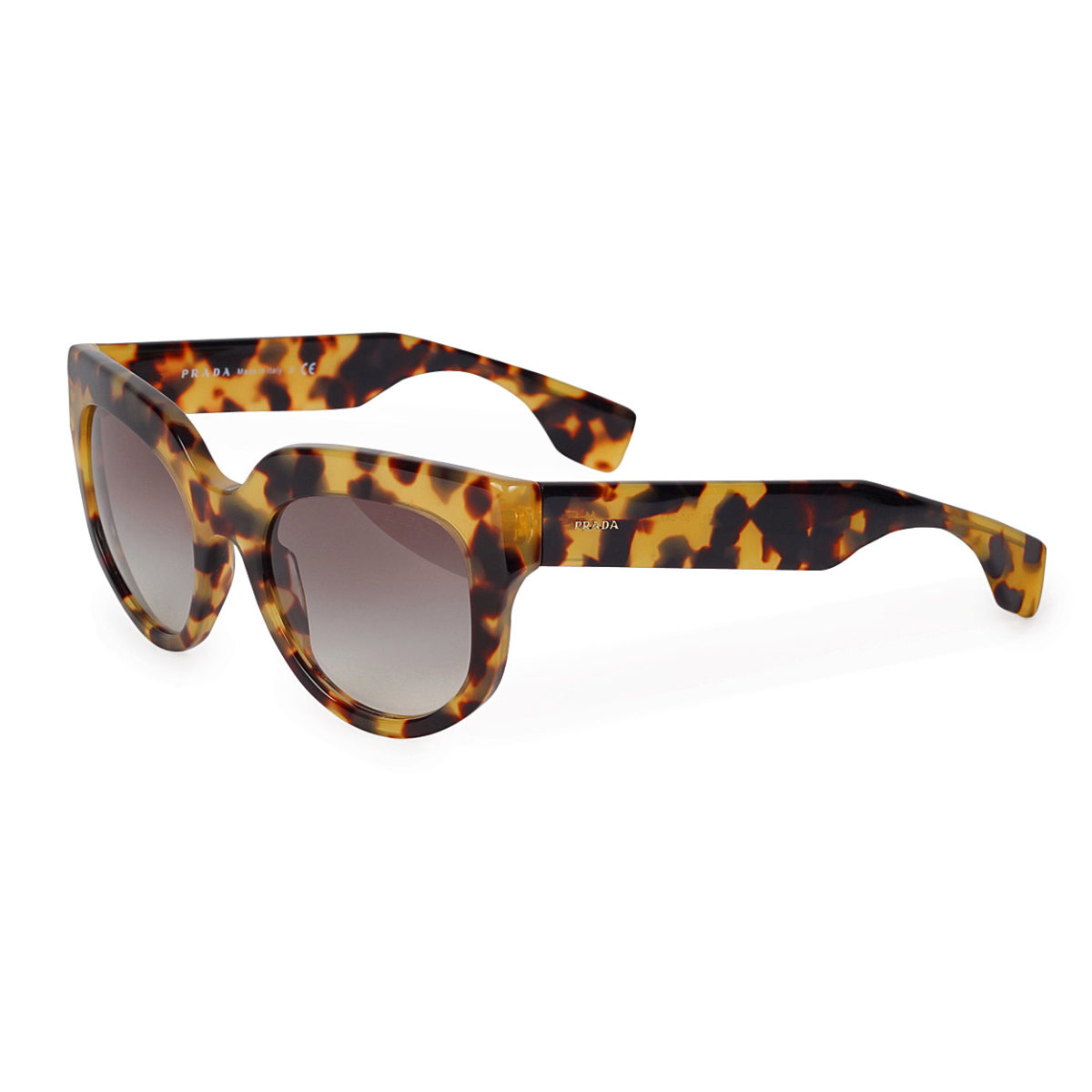 Fendi Black Cat Eye Sunglasses
