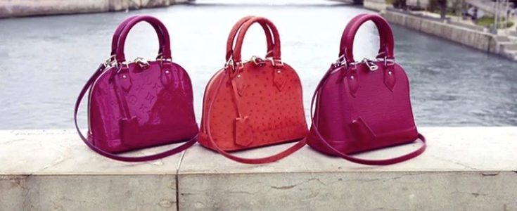 Louis Vuitton's Renowned Alma Bag