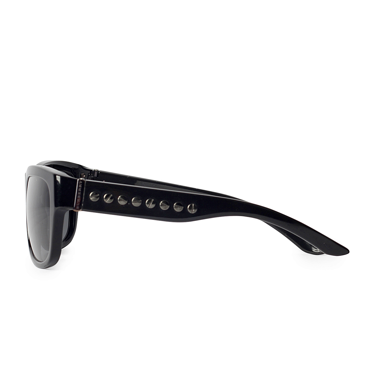 BURBERRY Black Small-frame Sunglasses B4094 - Luxity