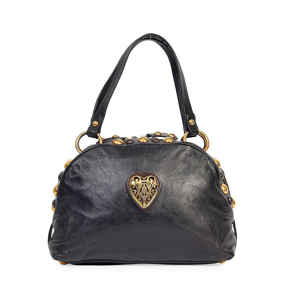 Gucci Babouska Medium Dome Bag Black Luxity Alma Mini