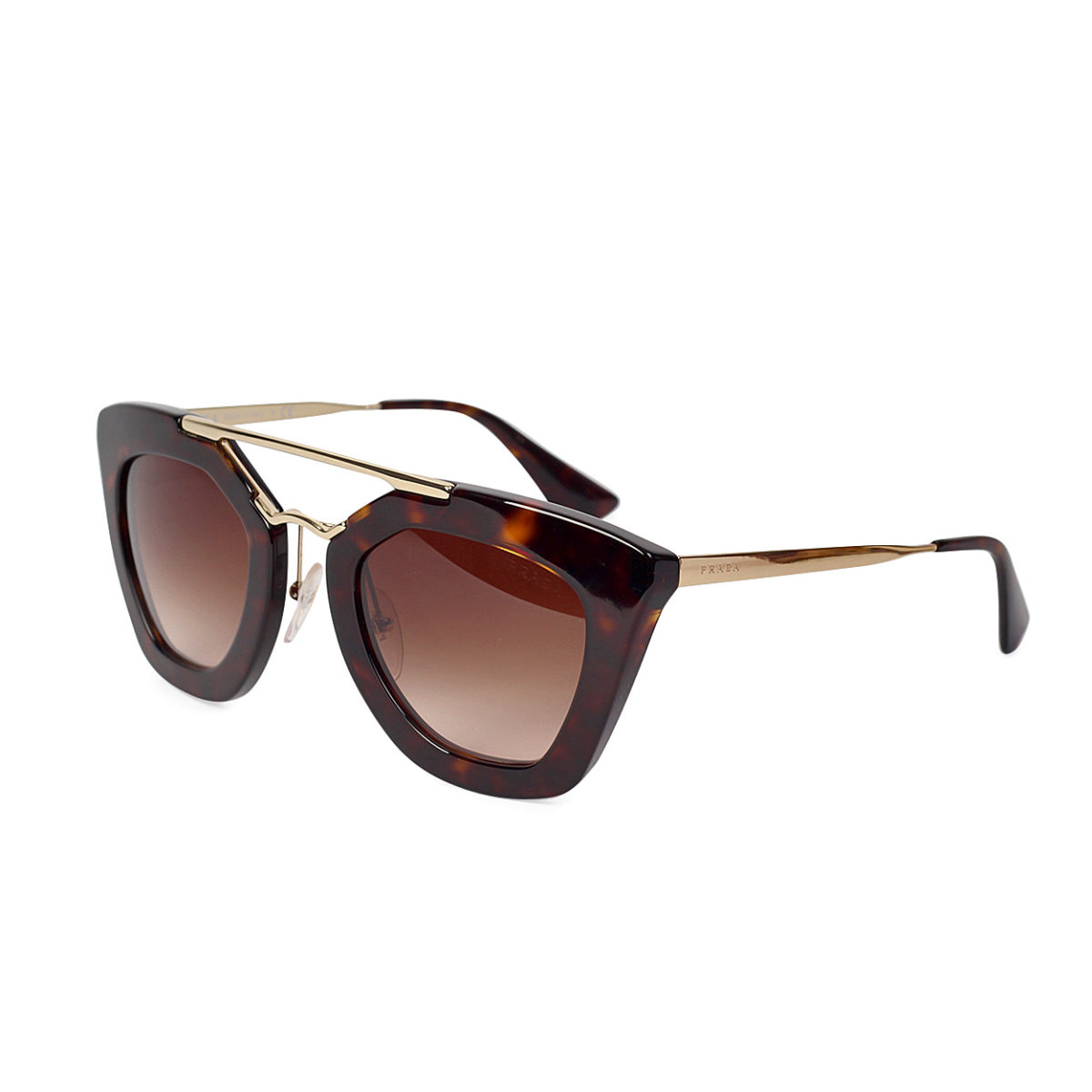 PRADA Cinema Sunglasses Tortoise SPR09Q