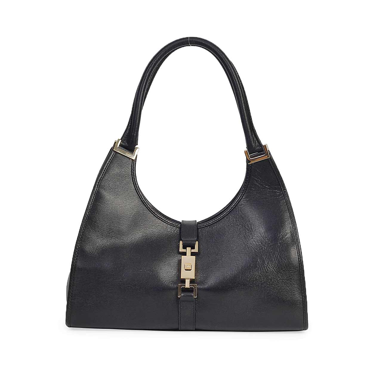 Gucci Vintage Leather Jackie O Bag