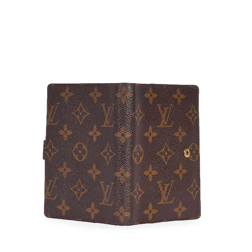 Louis Vuitton Small Ring Agenda Size