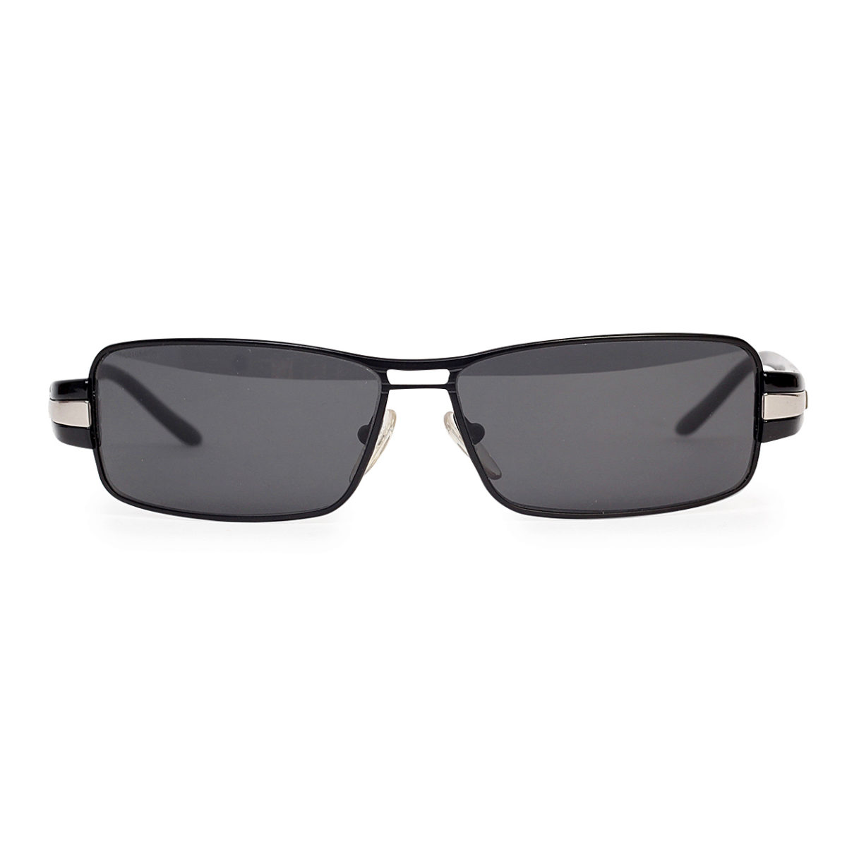 prada black logo sunglasses spr50h luxity