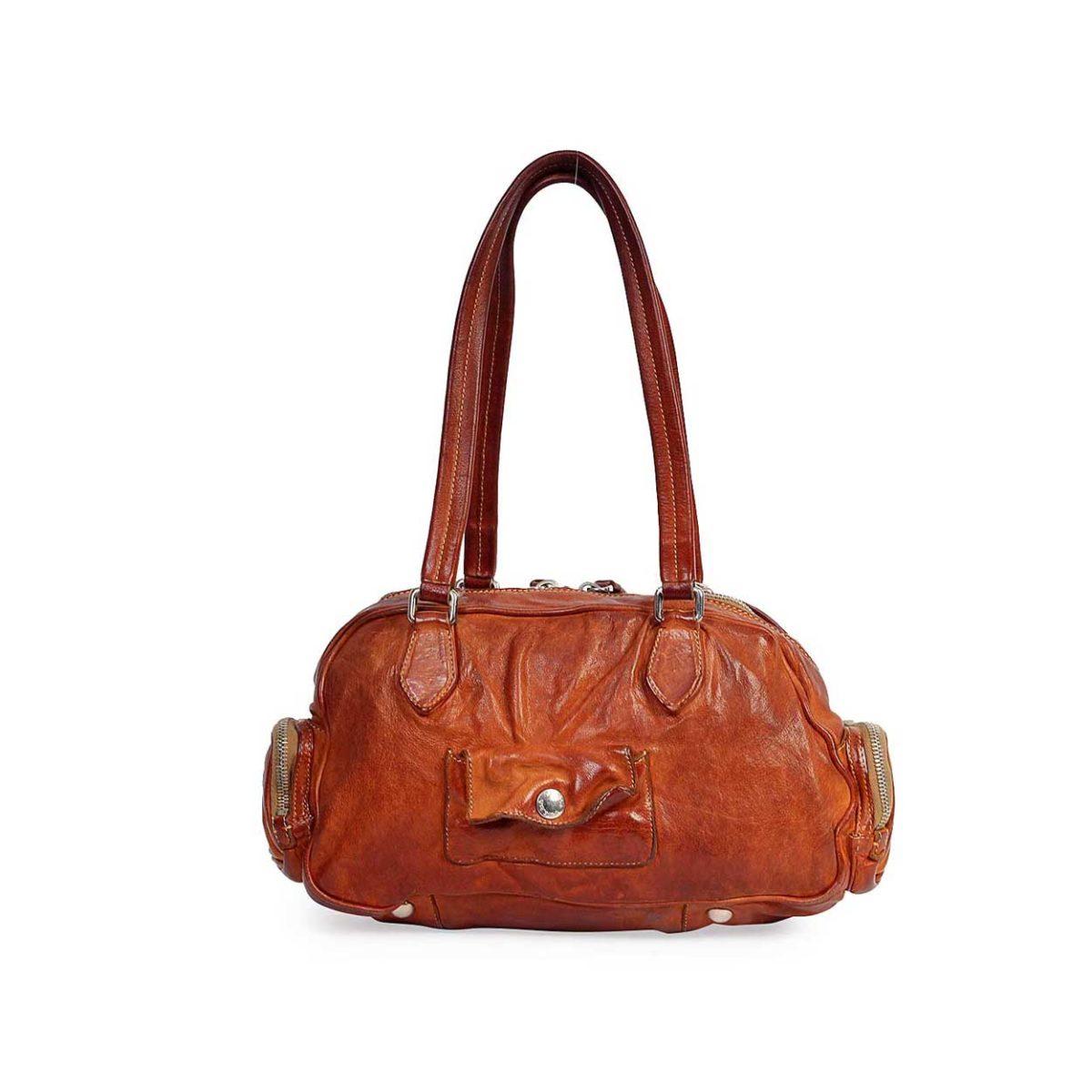 ba4e4070e6 czech prada vintage multipocket shoulder bag brown 61794 1fdfb