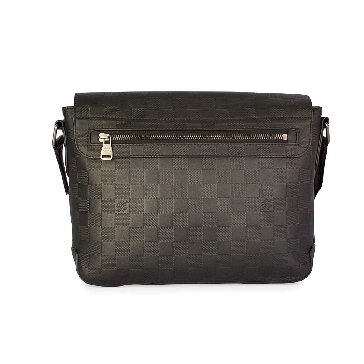 40a650924677 LOUIS VUITTON Damier Infini District MM Messenger Bag