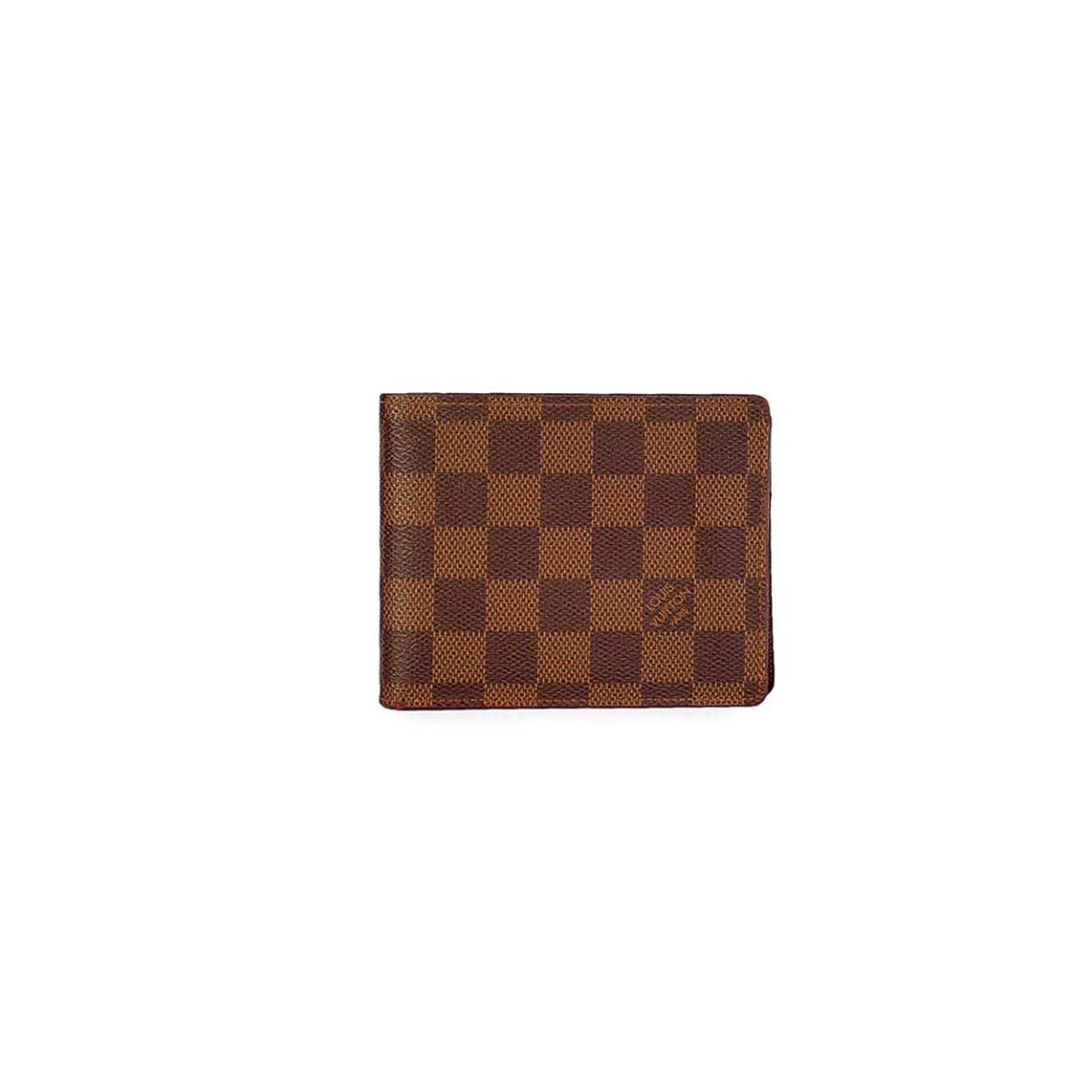 LOUIS VUITTON Damier Ebene Multiple Wallet  98566167b4e