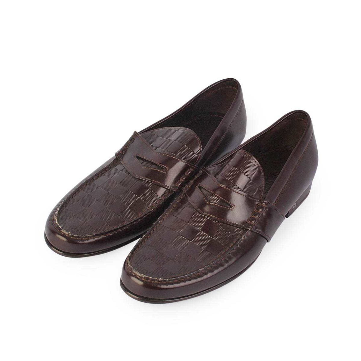 8f777c5a4196 Louis Vuitton Graduation Loafers Brown - S  42 (8) - NEW