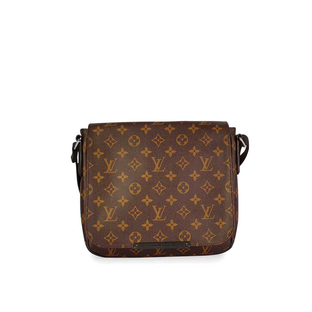 LOUIS VUITTON Monogram District PM Messenger Bag  1e8bc2b11daaa