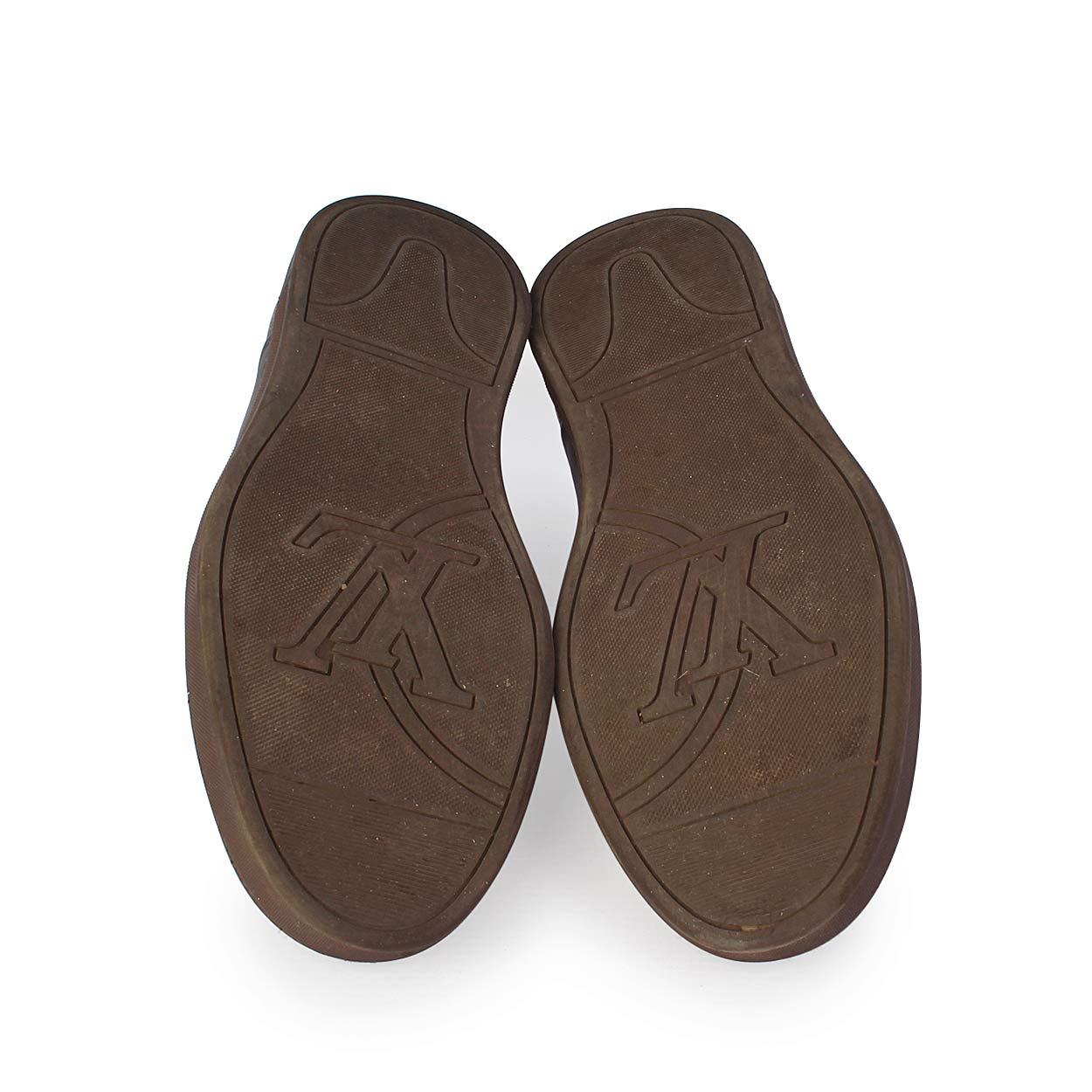 LOUIS VUITTON Monogram Line-Up Sneakers