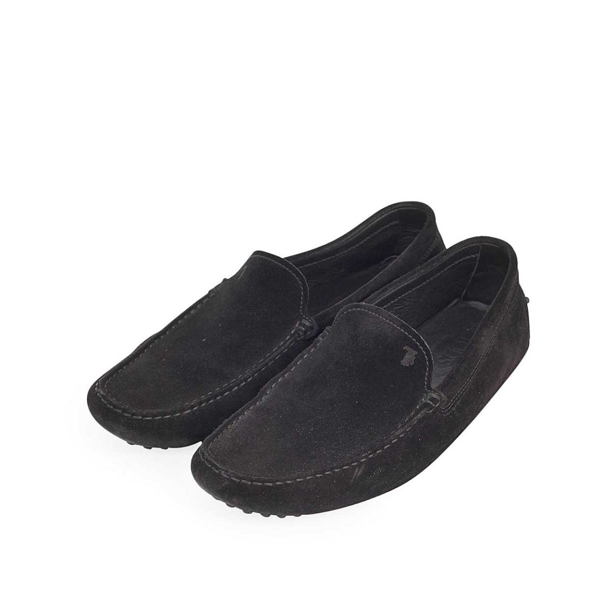 fc18792b989 TODS Suede Men s Gommini Driving Shoes - S  43 (9)