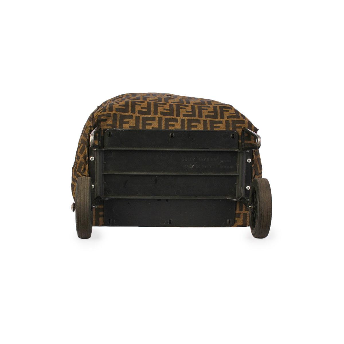ffc26f5225 ... promo code fendi zucca trolley bag 5791c 49a92