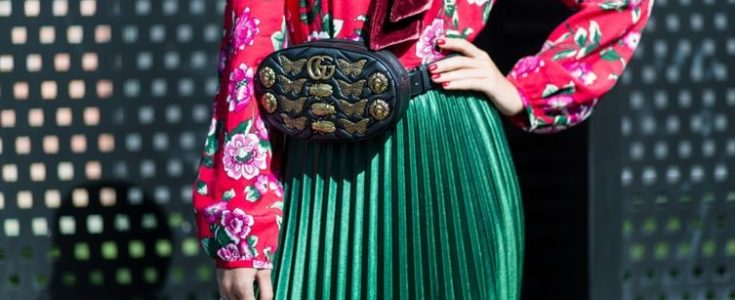 Why Gucci is the new popular millennial brand…