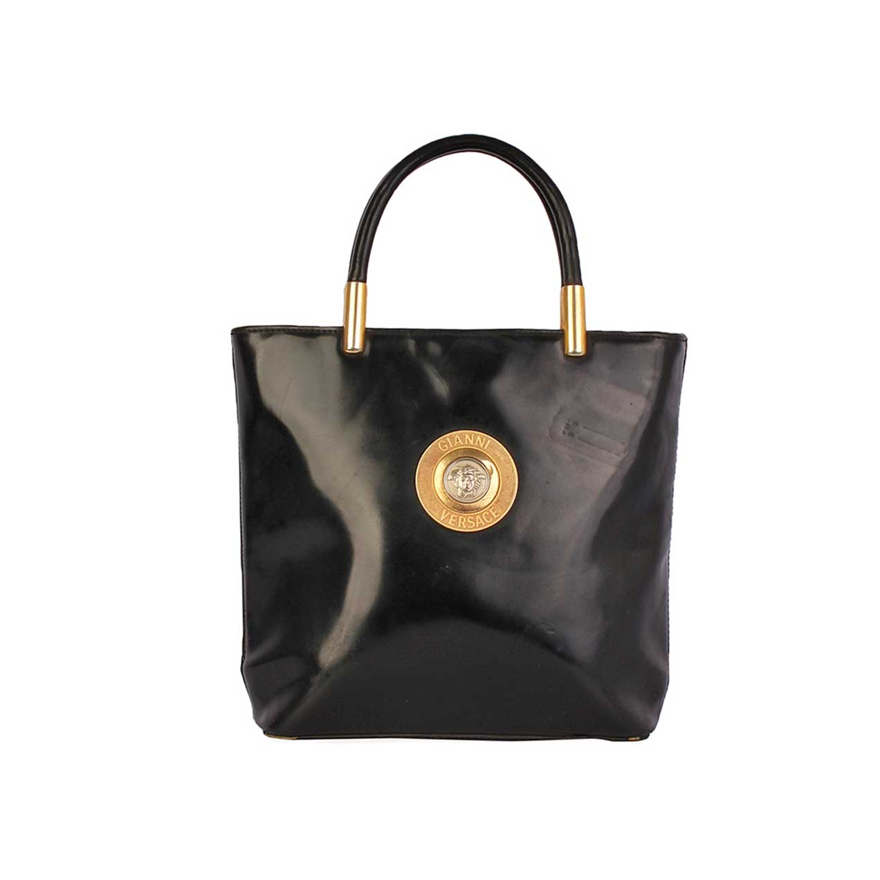 86e90dbdfb60 VERSACE VERSUS Leather Shearling Bag Black.   730.00   365.00 Select  options · Promo!