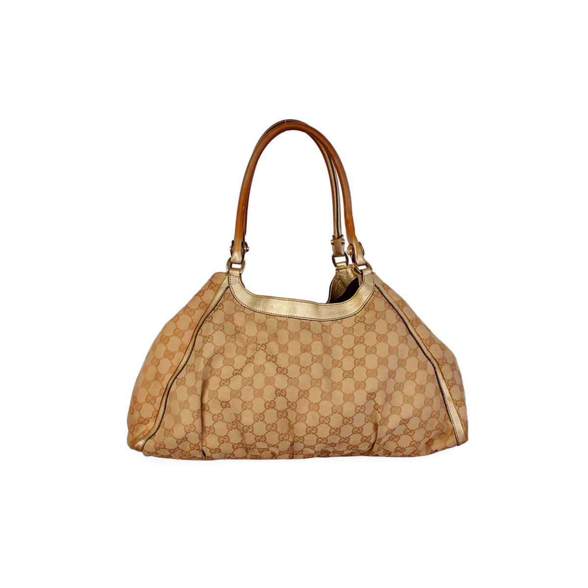 Gucci D Ring Hobo