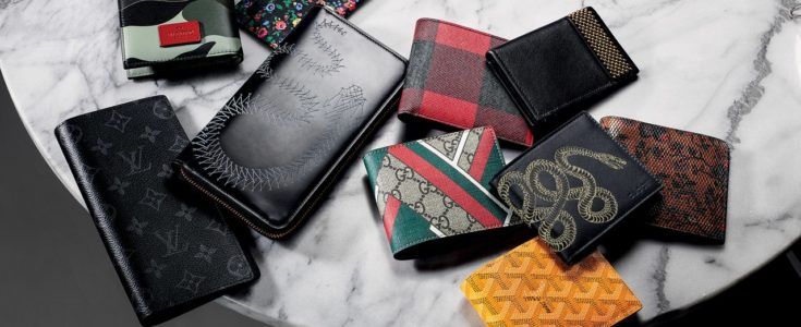 Our Favourite Designer Wallets For 2018