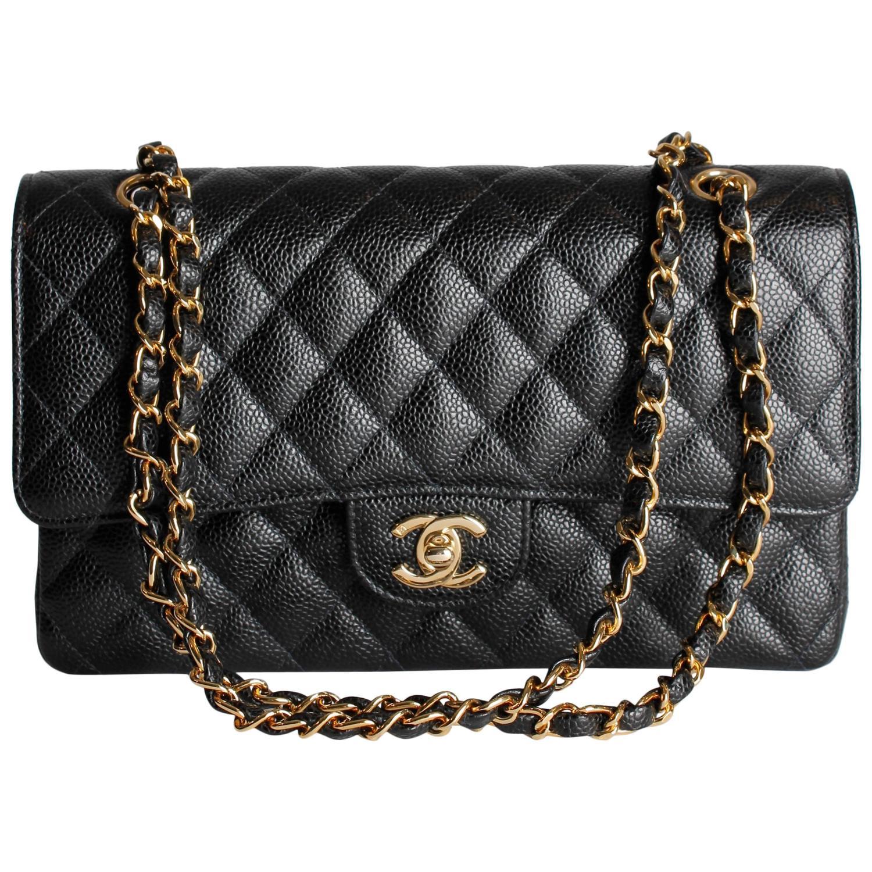 CHANEL Classic Double Flap Bag  c983822553a8