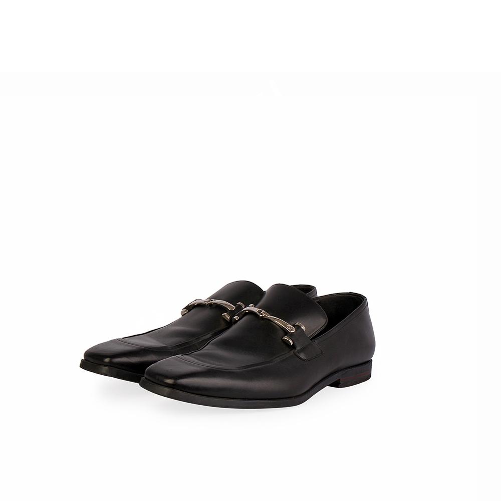 5395b787fa4 GUCCI Men s Horsebit Leather Loafers Black – S  41.5 (8)