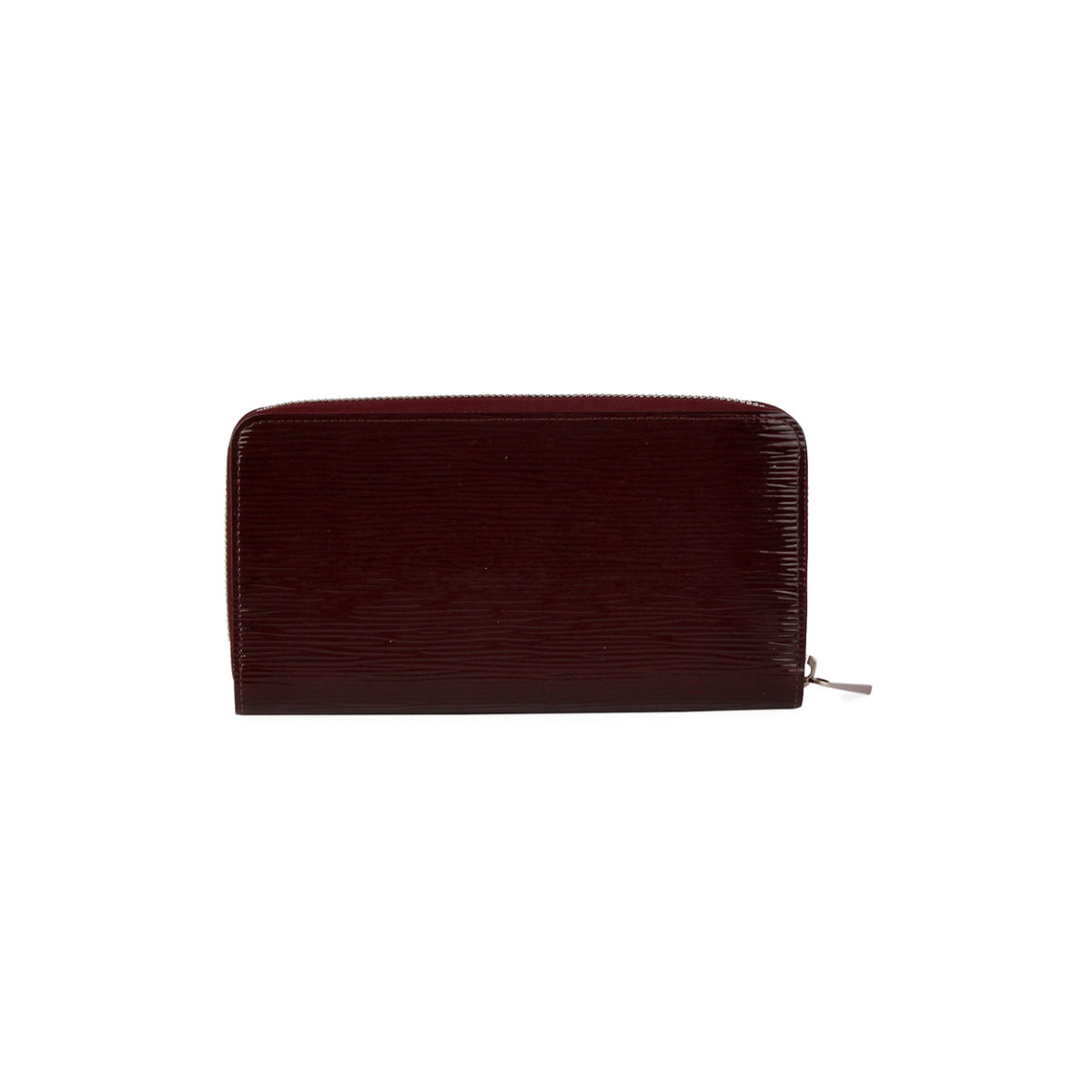 LOUIS VUITTON Epi Leather Zippy Wallet Amarante   Luxity fb67e4de9e8