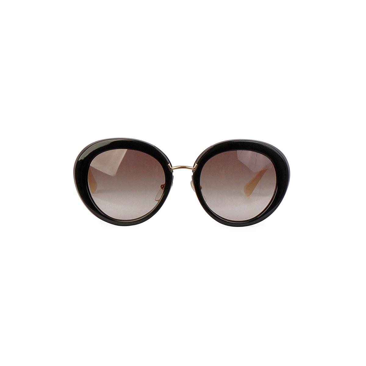 176f4afadc5 PRADA Cinema Sunglasses SPR 16 Q Black