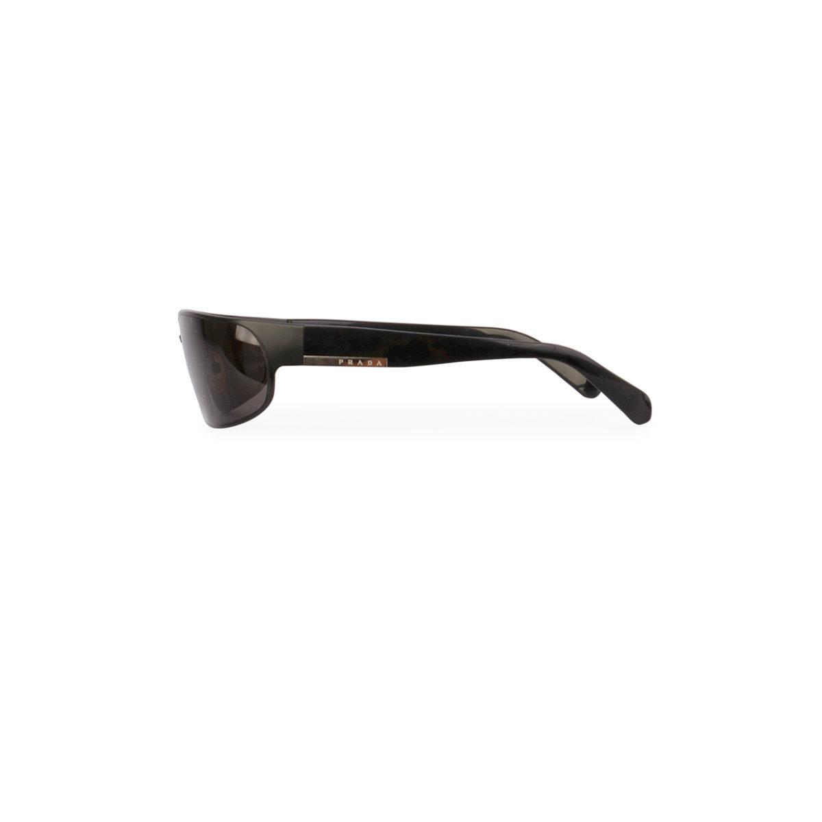 863d951891dc4 PRADA Sunglasses SPR 53F Black